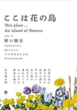 ここは花の島の画像